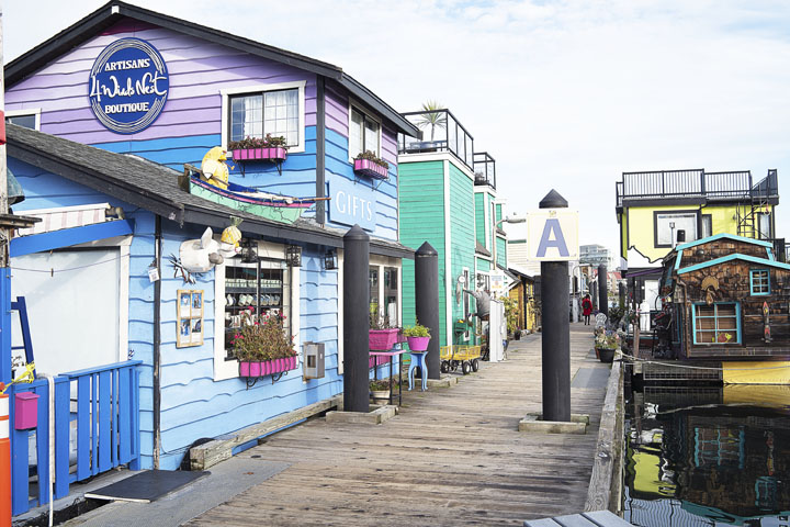 20 Top Things to Do in Victoria, BC in 2020: See Colourful Fisherman's Wharf