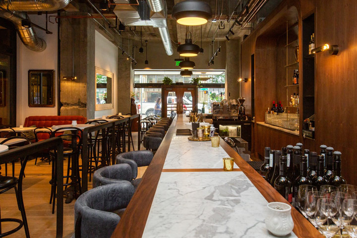 Where to Eat in Seattle: Bar Taglio