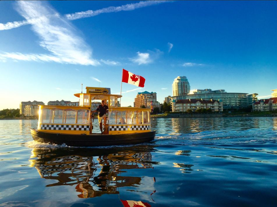 20 Top Things to Do in Victoria, BC in 2020: Ride The Harbour Ferry