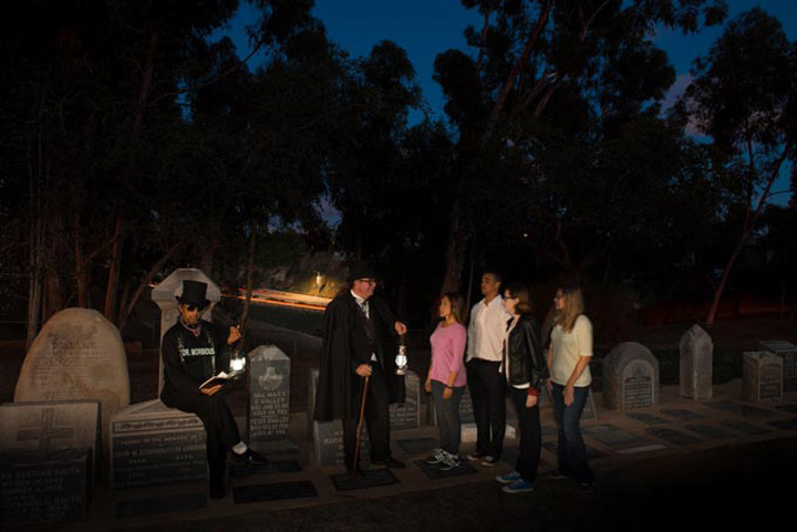 20 Top Things to Do in San Diego 2020 Old Town Trolley's Ghosts & Gravestones Tour