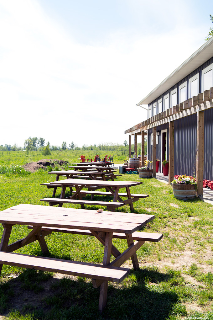 Romantic Getaway Ideas in the Fraser Valley: Fraser Valley Cider Company (Langley, BC)