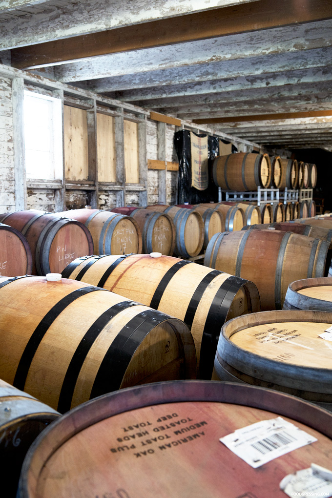 Wineries, Breweries, Cideries and Distilleries in Canada's Fraser Valley