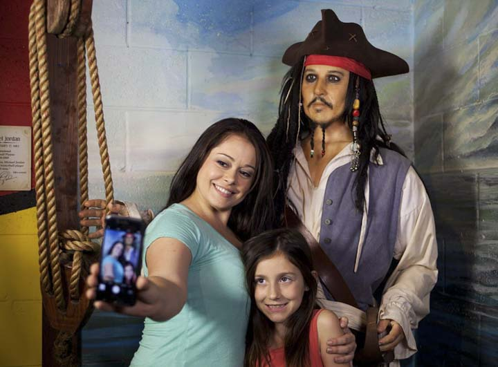 Things to do in St. Augustine Florida in 2020: Visit Potters - the first established wax museum in America