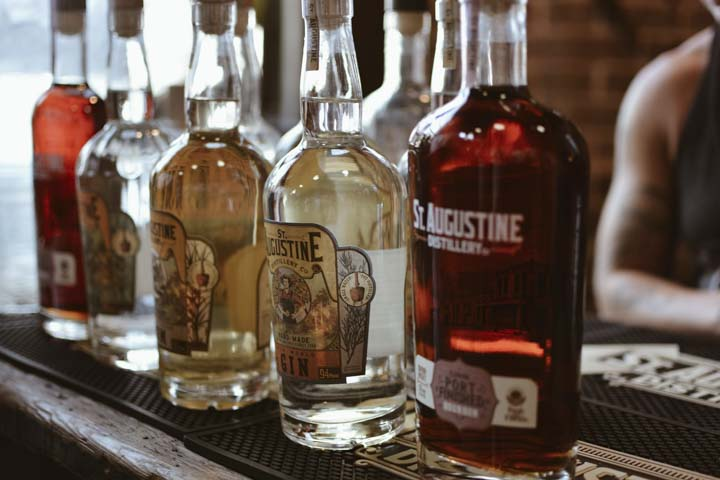 Things to do in St. Augustine Florida in 2020: Take a rendez-vous back in time at the Prohibition Kitchen