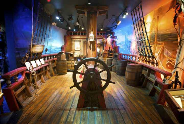 Things to do in St. Augustine Florida in 2020: Buckle your swashes for the St. Augustine Pirate Museum