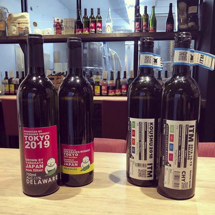Top Things to do in Tokyo: Wine Tasting at Fukagawa Winery Tokyo