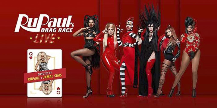 Top Things to Do in Las Vegas in 2020: RuPaul's Drag Race LIVE at The Flamingo Showroom at Caesars Palace (January – August 2020)