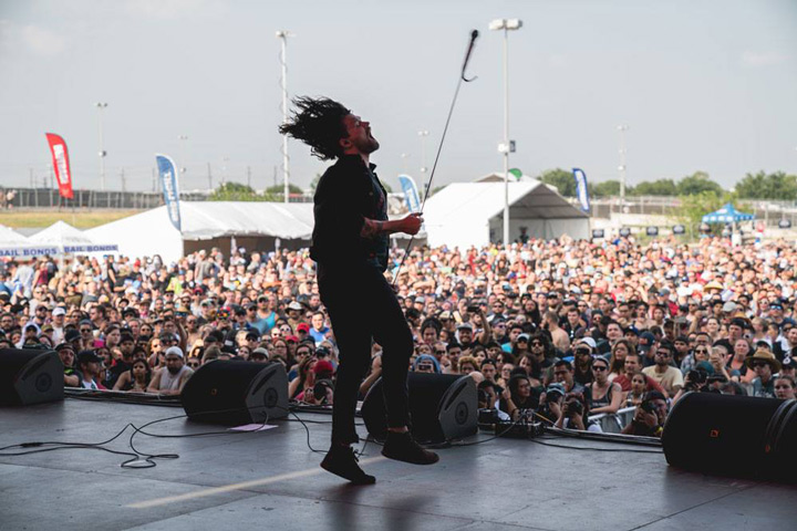Things to do in San Antonio Texas: Rock Out at the River City Rockfest (September 2020)