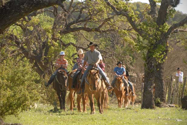Things to do in San Antonio Texas: Stay awhile on a true Texas ranch for a taste of the Old West
