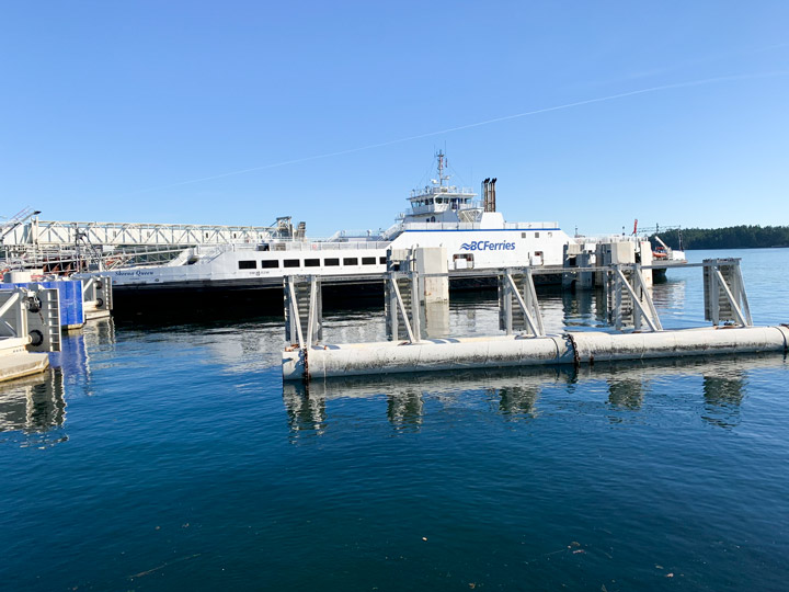 BC Ferries Trip Victoria to Galiano Island: What to Expect 2020