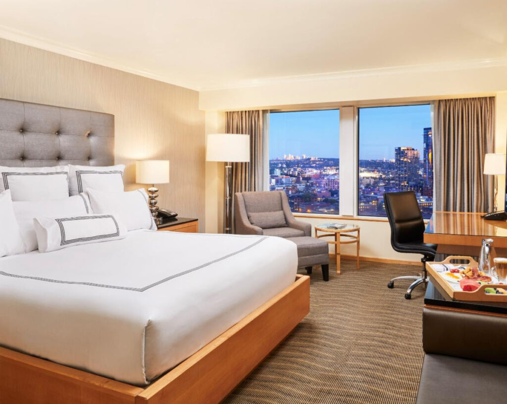 Thanksgiving Vancouver Vacation Hotel Deals & Getaway Ideas 2020 Pan Pacific