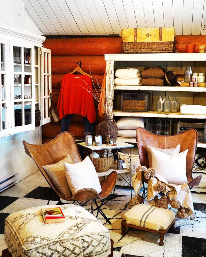 Go Shopping in Fort Langley Village