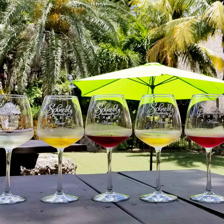 Put avocado wine to the test at Schnebly Winery