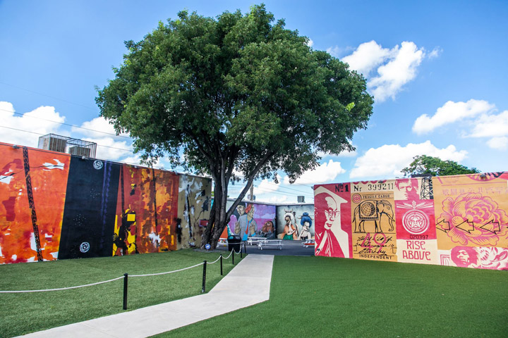 """Embrace the epic art in an open air """"Museum of the Streets"""""""