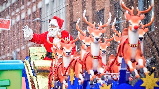 Santa Claus Parade Toronto 2020