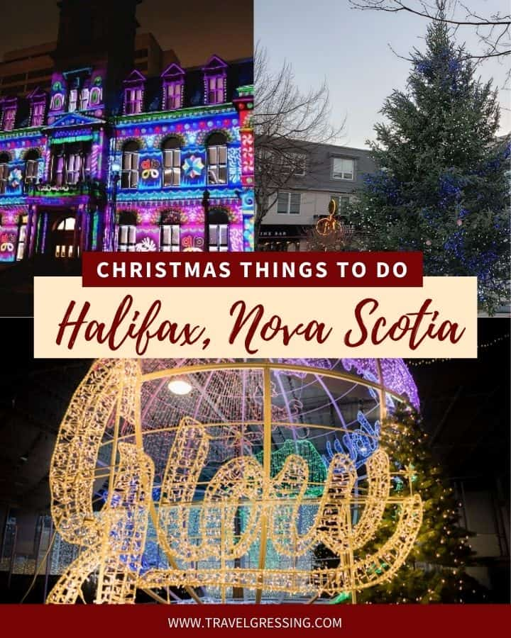 Christmas Things to Do Halifax 2020