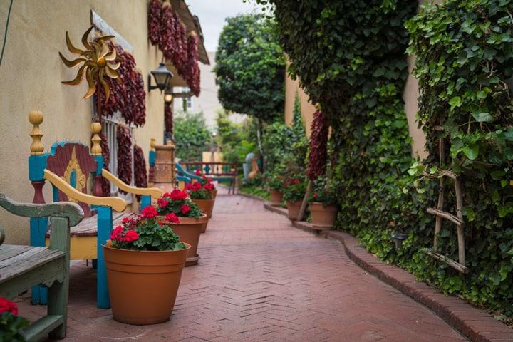 Albuquerque, NM Old Town