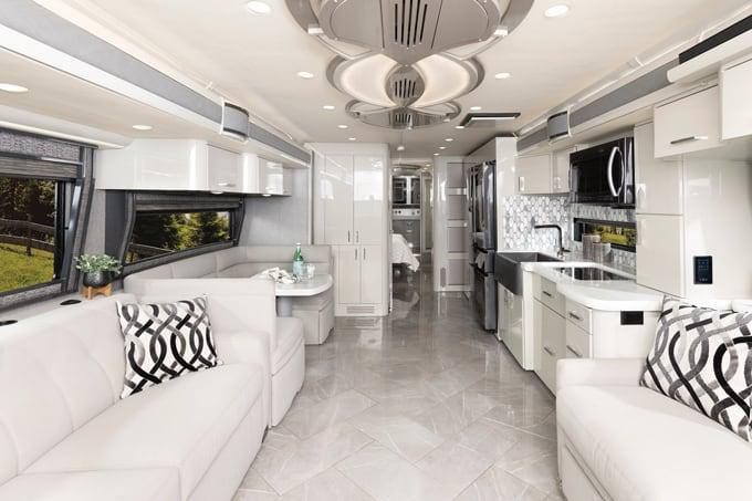Romantic RV Getaway Destinations in the USA