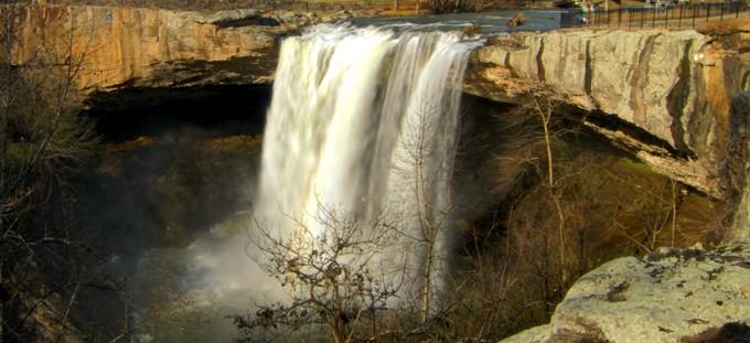 Noccalula Falls Park Gadsden, AL
