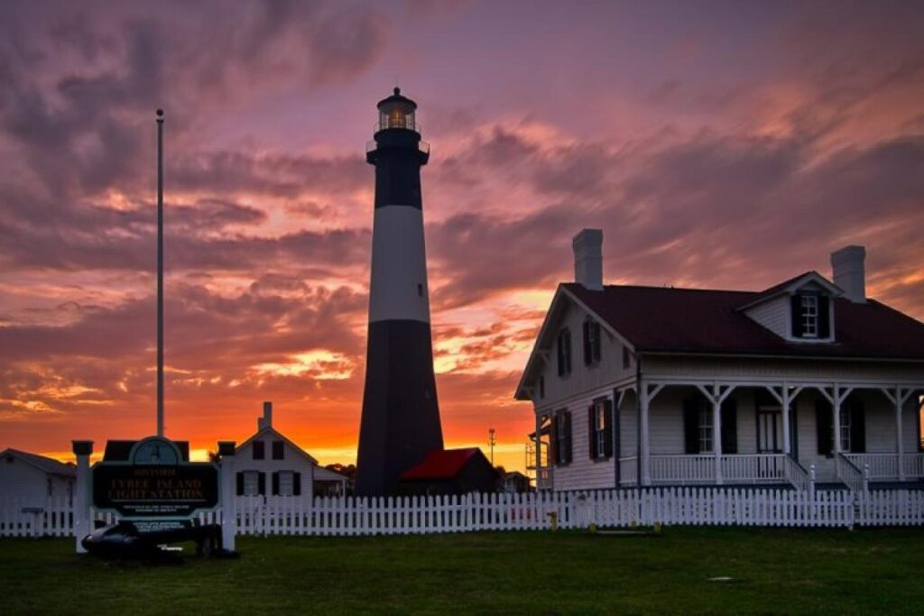 Tybee Island's Lighthouse