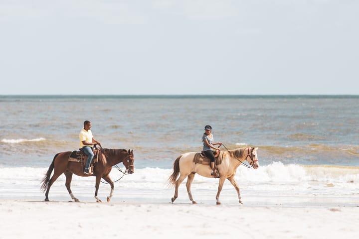 Horseback Riding Amelia Island, Florida