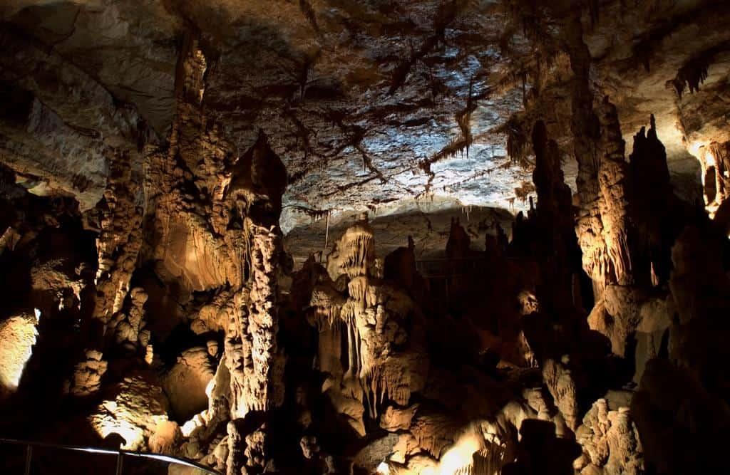 Cathedral Caverns State Park Gadsden, AL