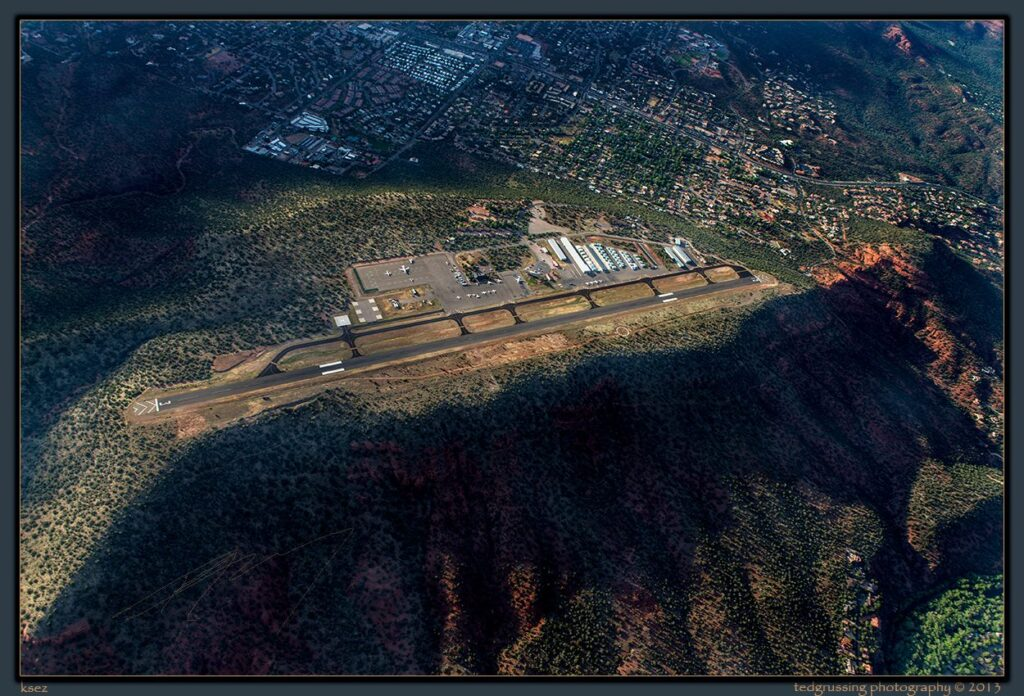 Sedona-Oak Creek Airport