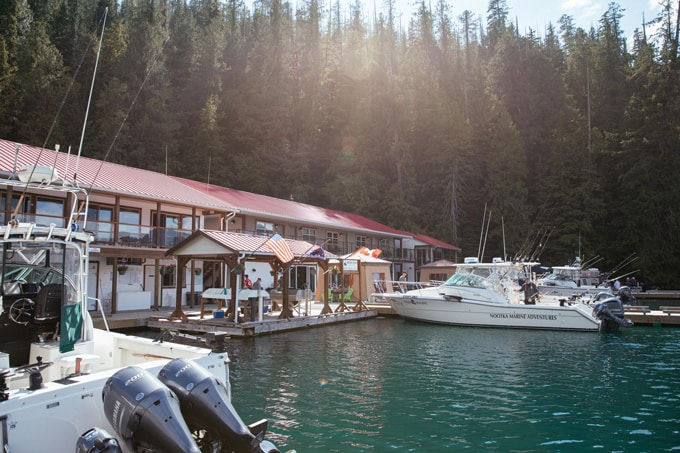Nootka Marine Adventures: West Coast Culinary Adventure 2021