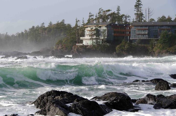 Ucluelet Sustainable Hotel: Black Rock Oceanfront Resort