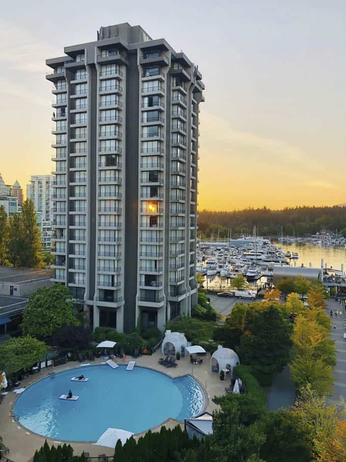 The Westin Bayshore Vancouver Stay:  What to Expect, Things to Do