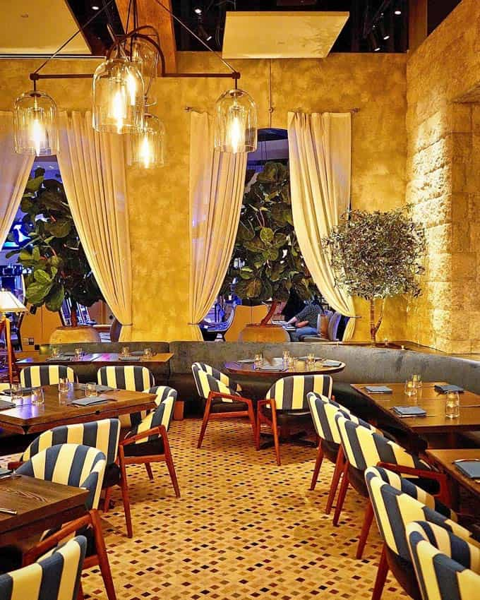 Amalfi by Bobby Flay at Caesars Palace